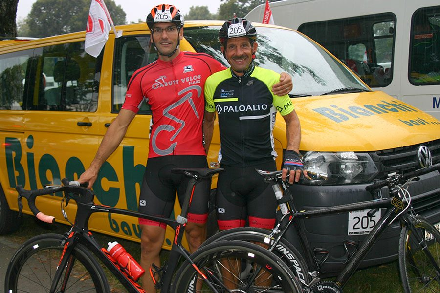 Arpagaus e Jakob campioni svizzeri del Tortour