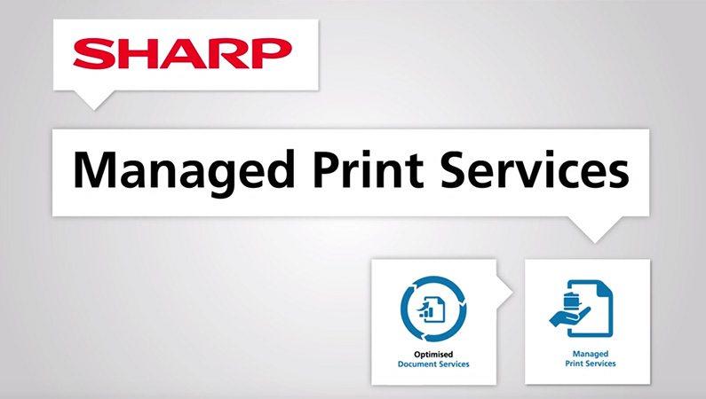 Sharp Managed Print Service