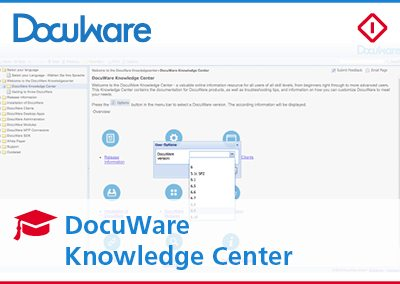 DocuWare Knowledge Center: la guida DocuWare su misura per te