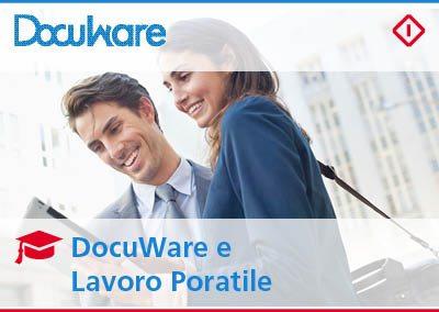 DocuWare e lavoro portatile: consigli per lavorare al meglio con Smartphone, Tablet e Notebook