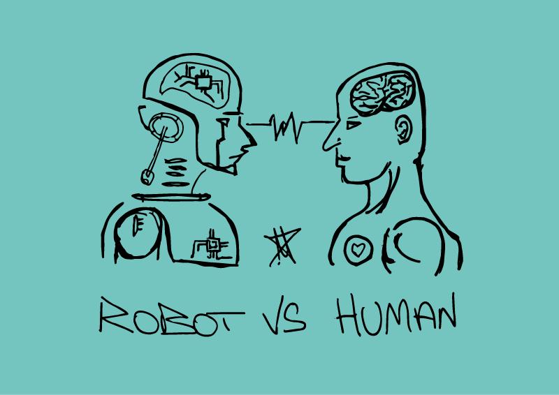 La formazione salverà l'uomo dai robot
