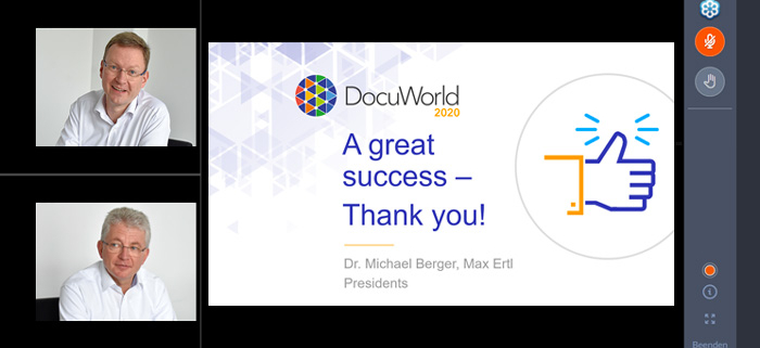 DocuWorld 2020