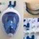 Maschera stampata 3d