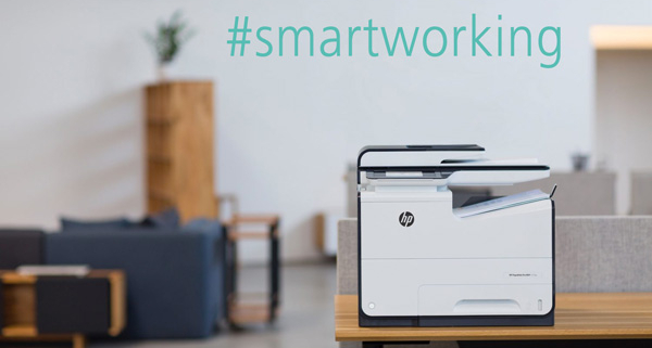hp pagewide smartworking