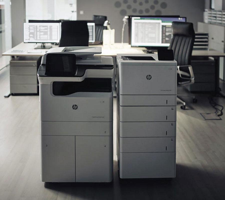 2 stampanti hp
