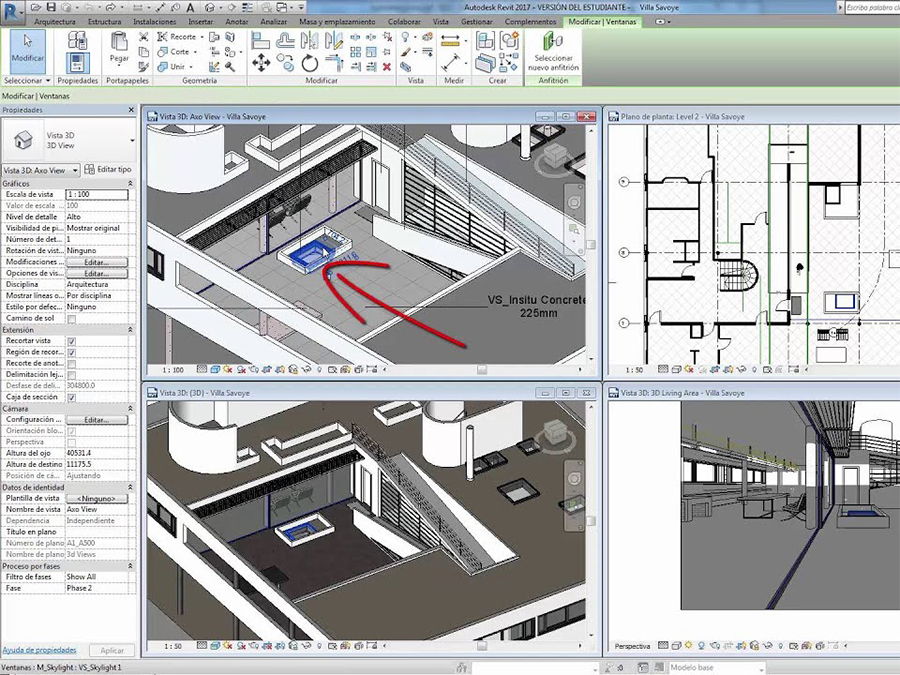 software autodesk revit 2017